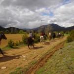départ de San Urbez