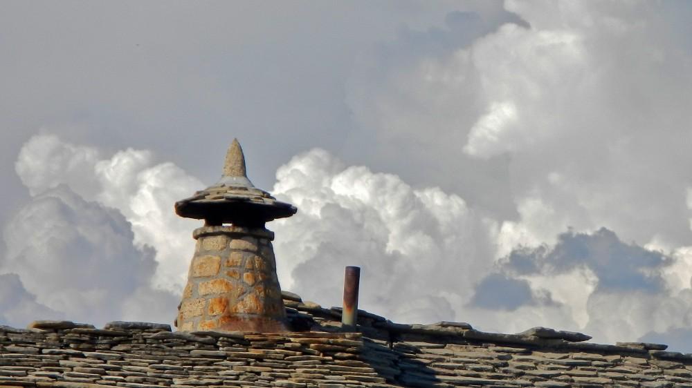 cheminée en Aragon