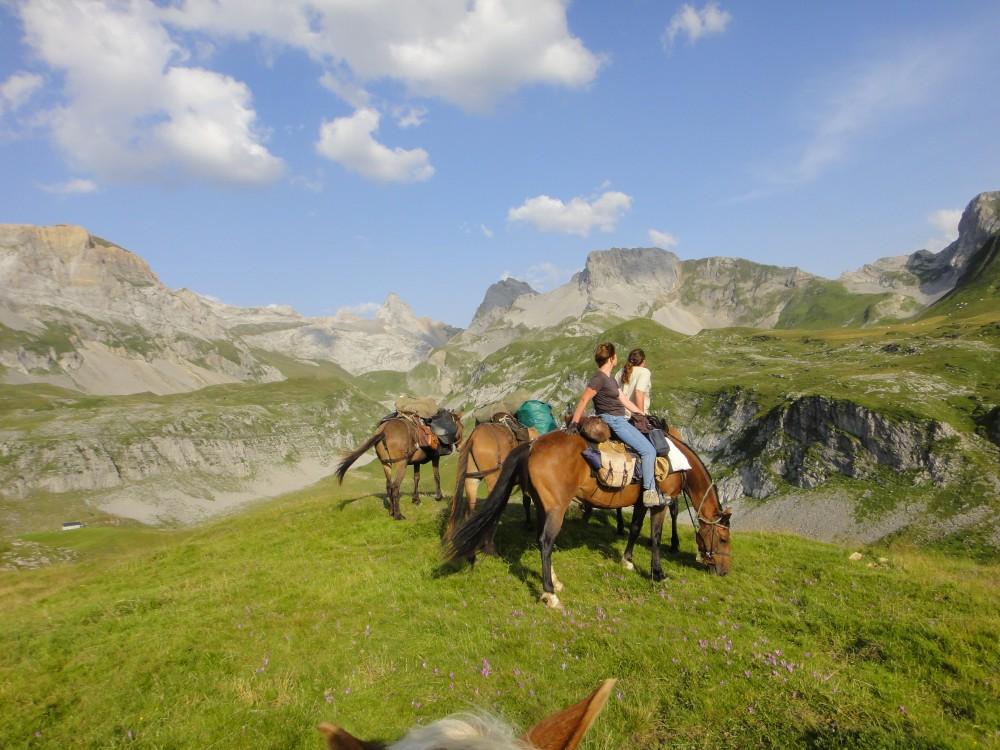 Parc National des Pyrénées Occidentales- Hautes Vallées d'Ossau et d'Aspe- Haut Aragon