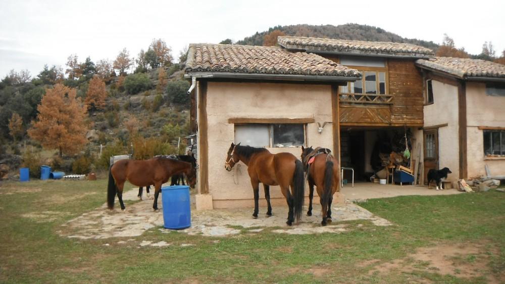 « le rancho » San Urbez