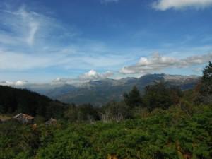 Descente vers Ricabo