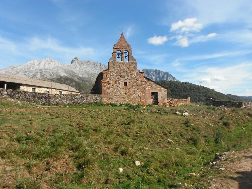 au dessus de Santa Emiliano
