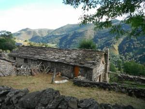 cabane de montagne