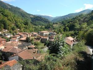 village du rio Aller