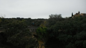 Puente medieval Sipan